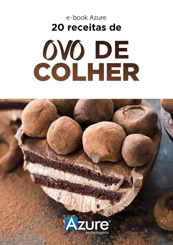 [e-Book] 20 Receitas de Ovo de Colher Fev. 2020