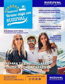 Catálogo Edición verano viaja con Suzuval