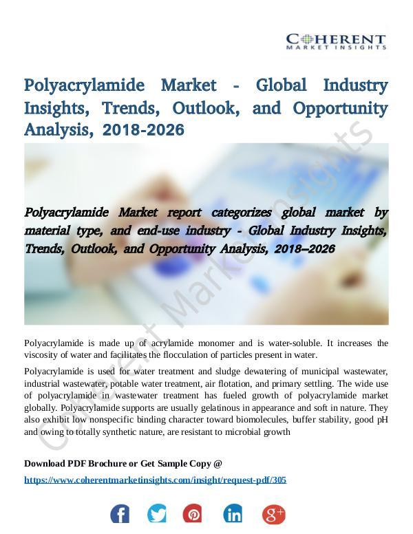 Polyacrylamide Market