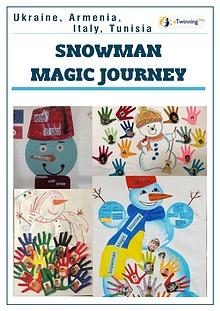 SNOWMAN MAGIC JOURNEY
