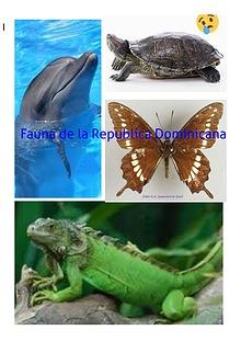 Fauna Dominicana
