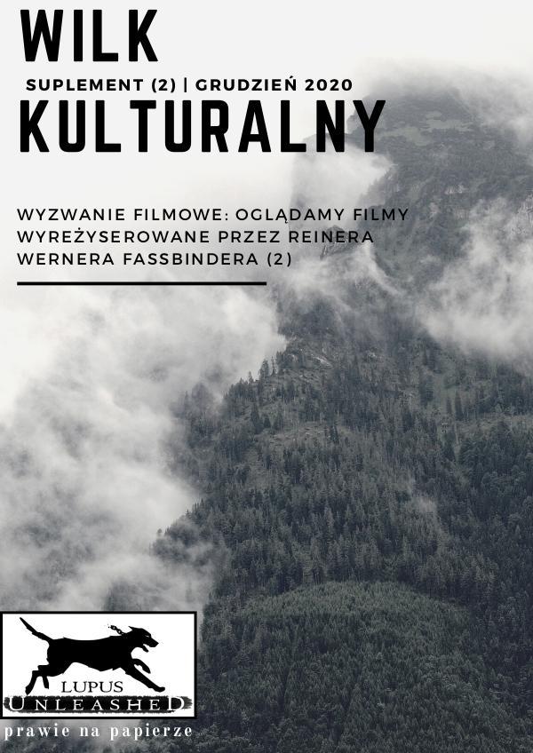 Wilk Kulturalny Suplement (2)/Grudzień 2020