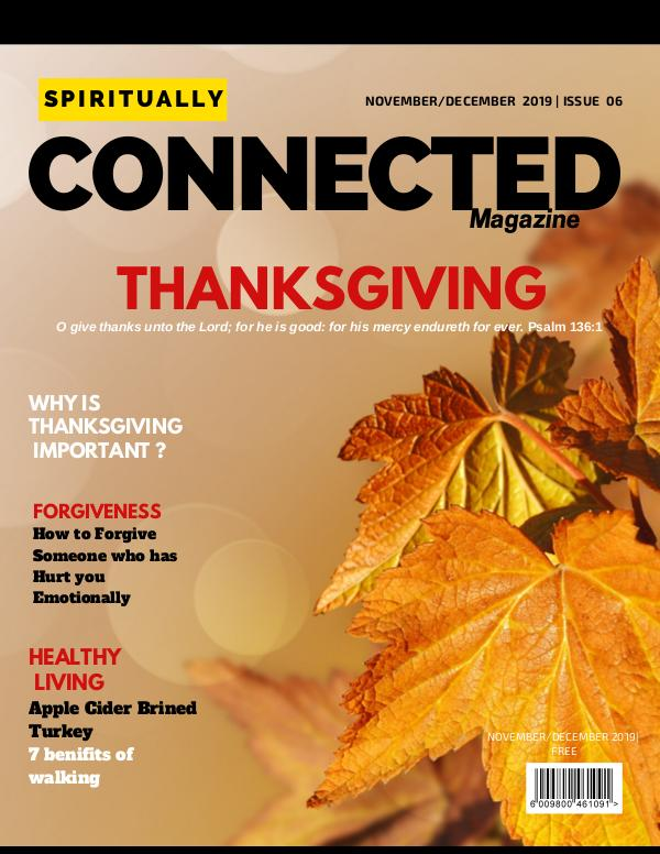 Spiritually Connected Magazine _ Issue 06