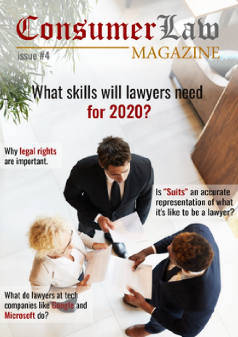 The Consumer Law Magazine Issue #4 Jan 1
