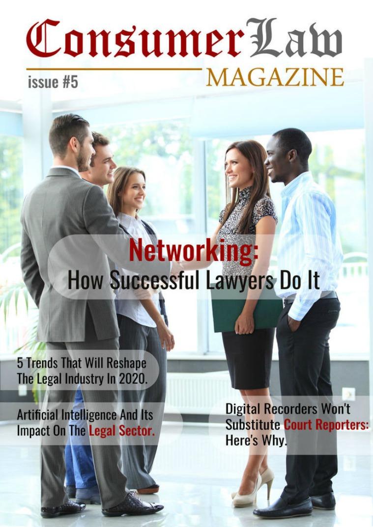 The Consumer Law Magazine Issue #5 Feb 1