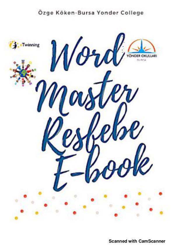 Özge Köken-Wordmaster Project Özge Köken- Wordmaster Resfebe E-book