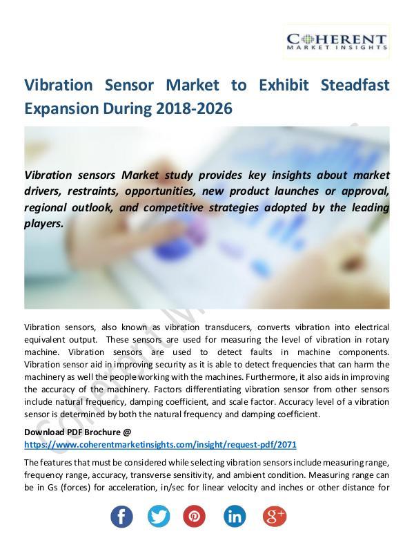 Vibration Sensor Market