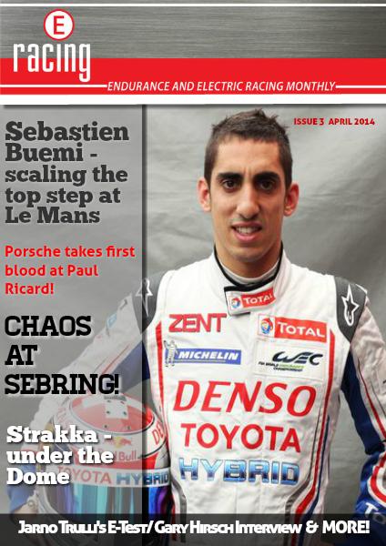 eRacing Magazine Vol. 1 Issue 3.