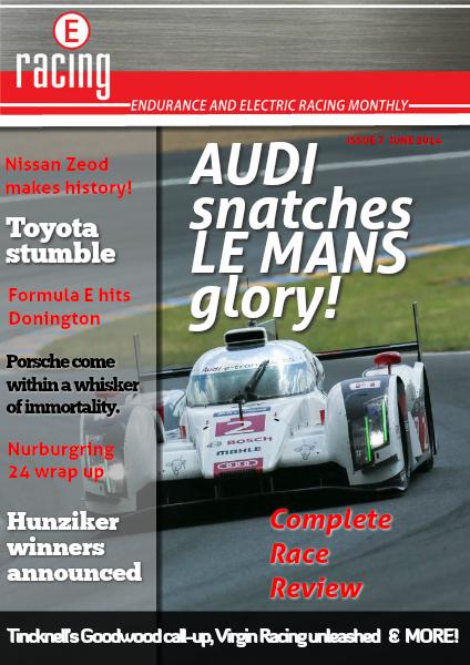 eRacing Magazine Vol. 1 Issue. 7