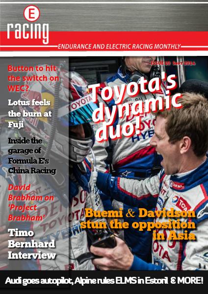 eRacing Magazine Vol 1. Issue 11