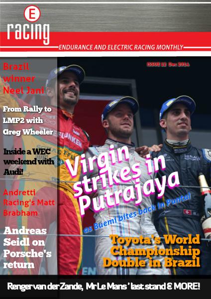 eRacing Magazine Vol 1. Issue 12