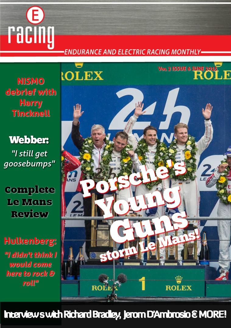 eRacing Magazine Vol 2. Issue 6