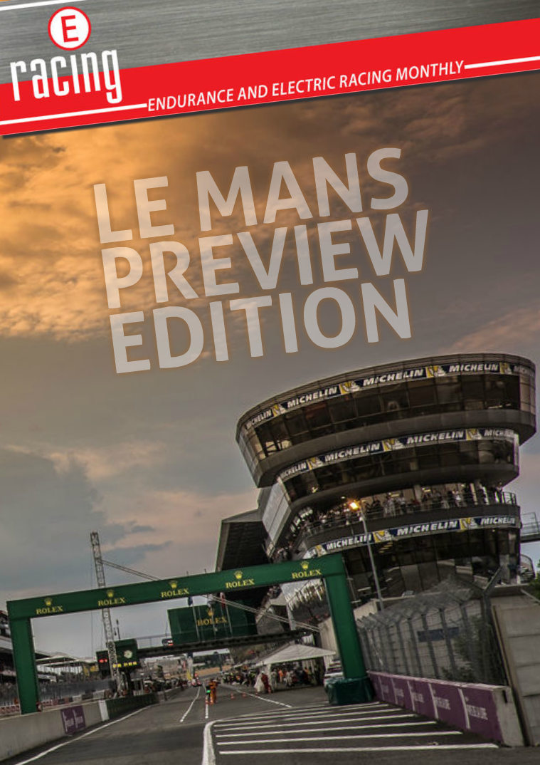 eRacing Magazine 2016 Le Mans Preview