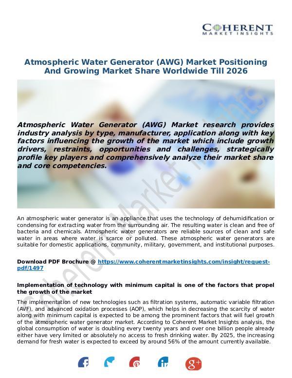 Atmospheric-Water-Generator-(AWG)-Market