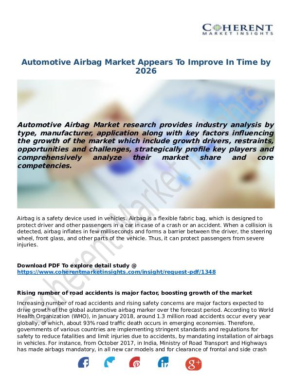 Automotive-Airbag-Market