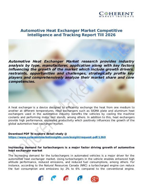 Automotive-Heat-Exchanger-Market