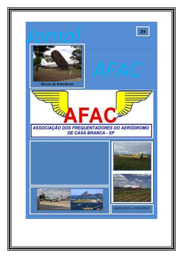 Jornal Digital AFAC- Edição 29-