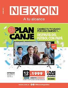 Catálogo Junio - Nexon