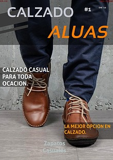Catalogo Calzado Aluas