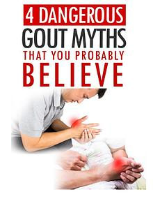 The Gout Eraser PDF, Review and download (Robert Miller)