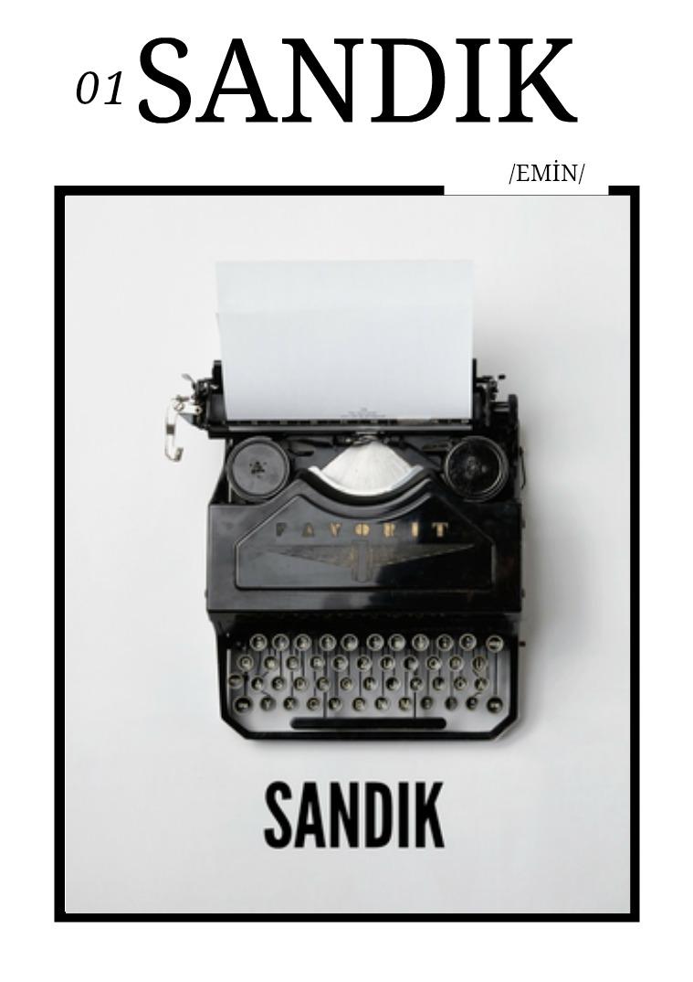 Edebiyat Dergisi EDEBİYAT