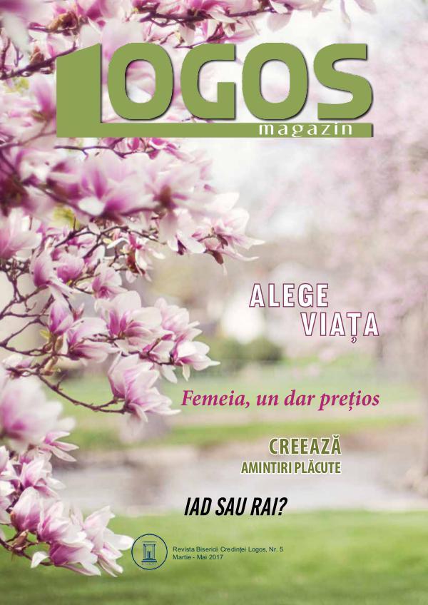 Logos Magazin 5
