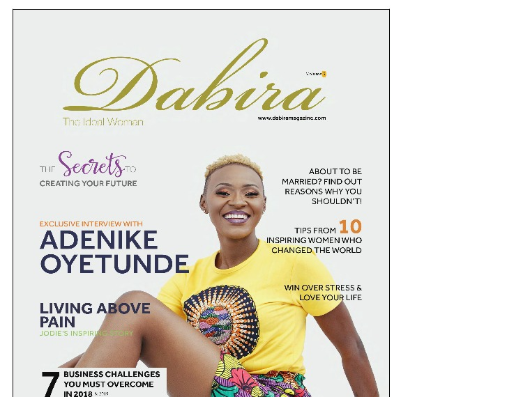 Dabira Magazine Dabira Magazine_2019