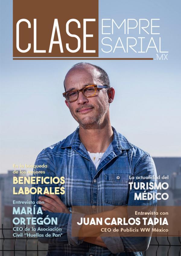 Clase Empresarial.MX Mayo 2019