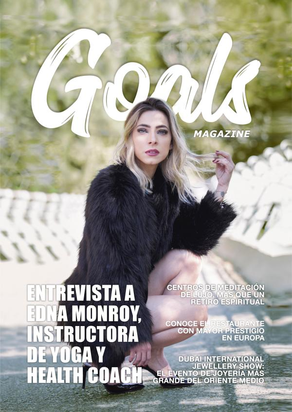 Goals Noviembre 2019