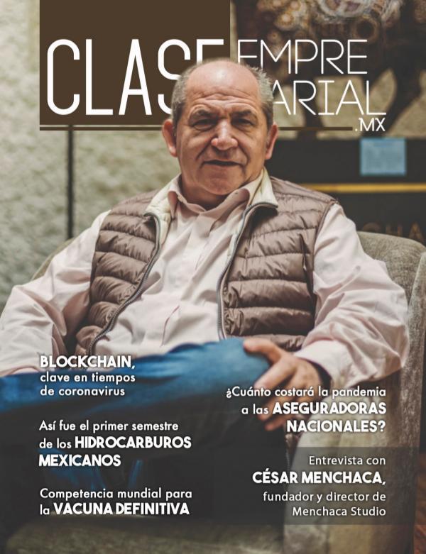 Clase Empresarial. MX Septiembre 2020