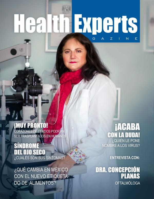 Health Experts Magazine Noviembre