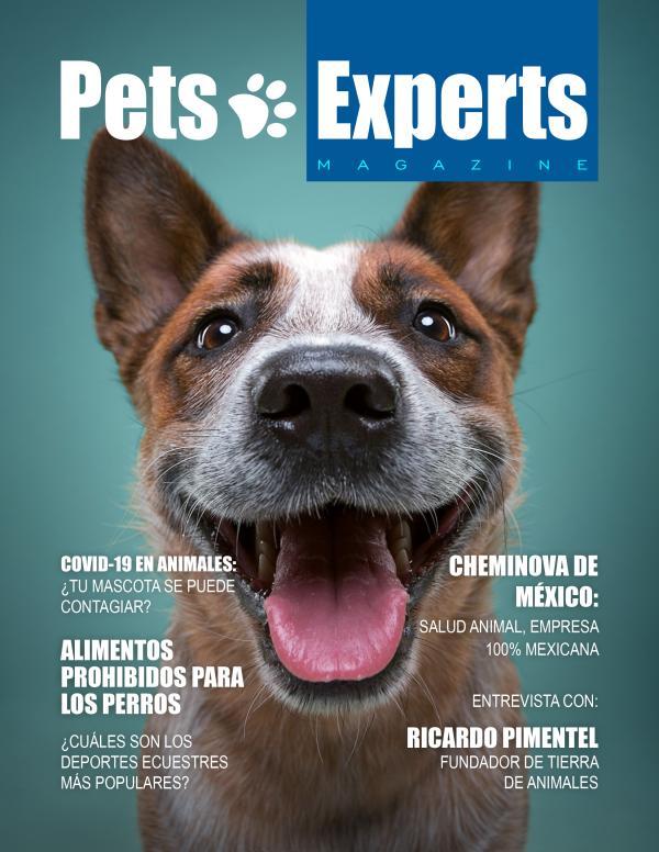 Pets Experts Magazine Diciembre 2020