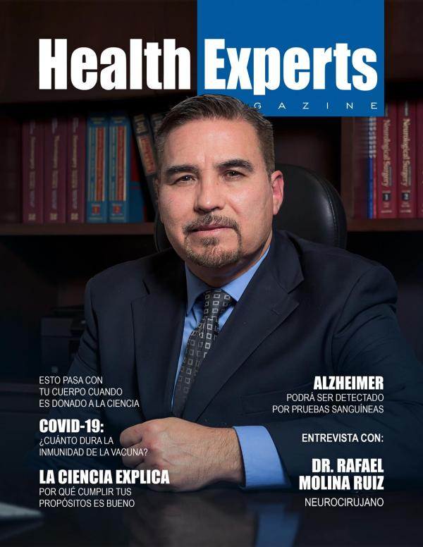 Health Experts Magazine Enero 2021