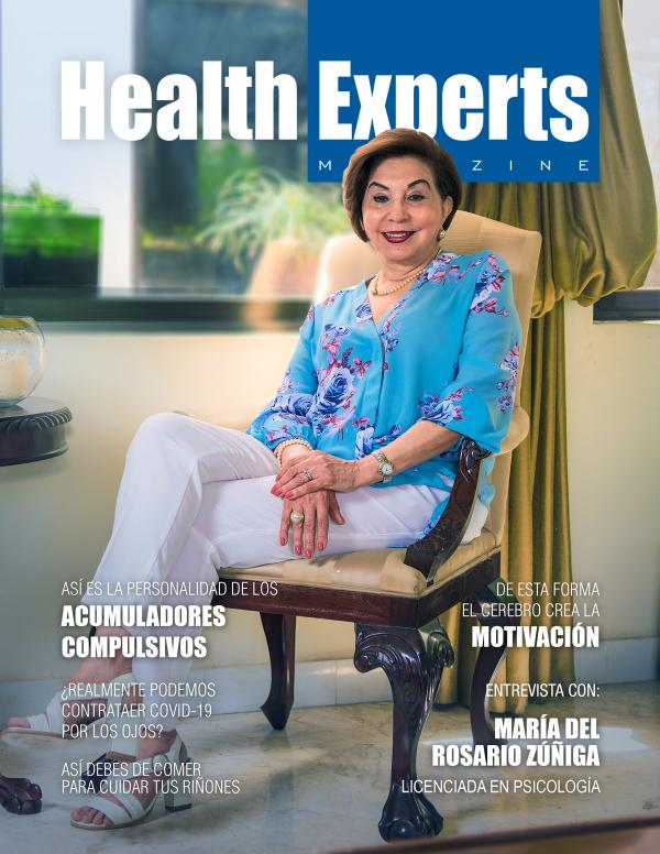 Health Experts Magazine Marzo 2021