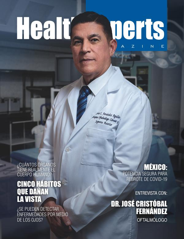 Health Experts Magazine Abril 2021