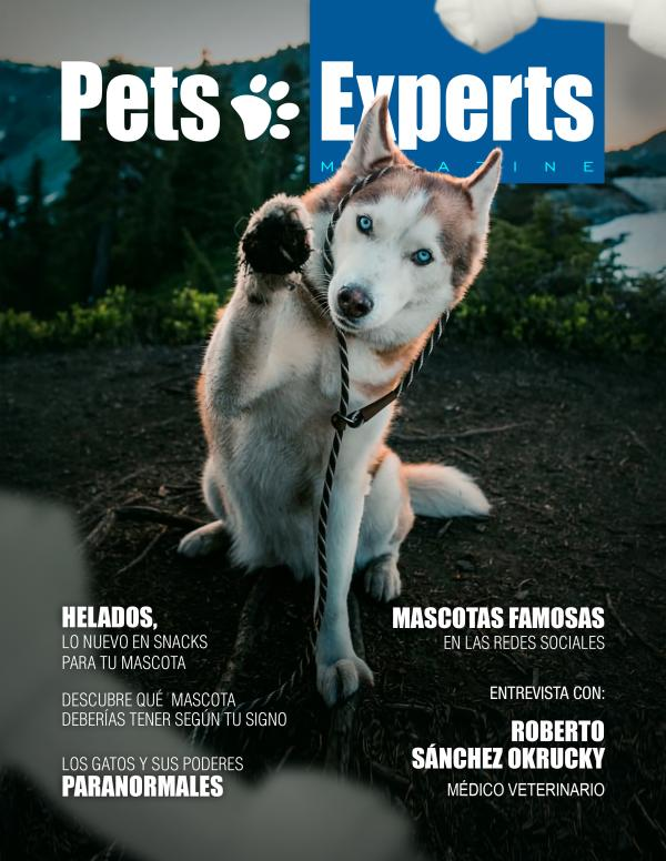 Pets Experts Magazine Julio 2021