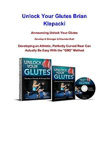 Brian Klepacki‎ Unlock Your Glutes pdf download