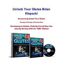 Brian Klepacki Unlock Your Glutes pdf download