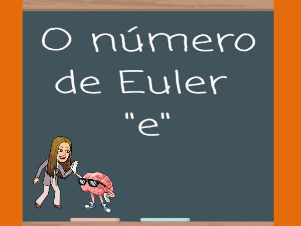 Número de Euler O Número de Euler
