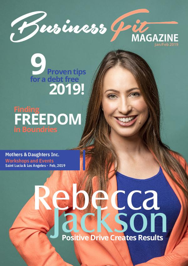 January 2019 Issue 1