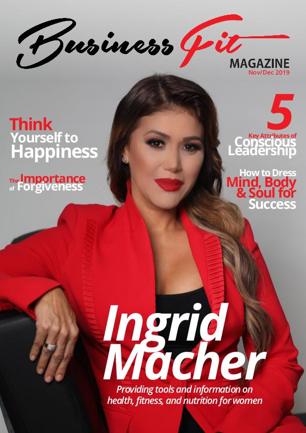 Business Fit Magazine November 2019 Issue 3