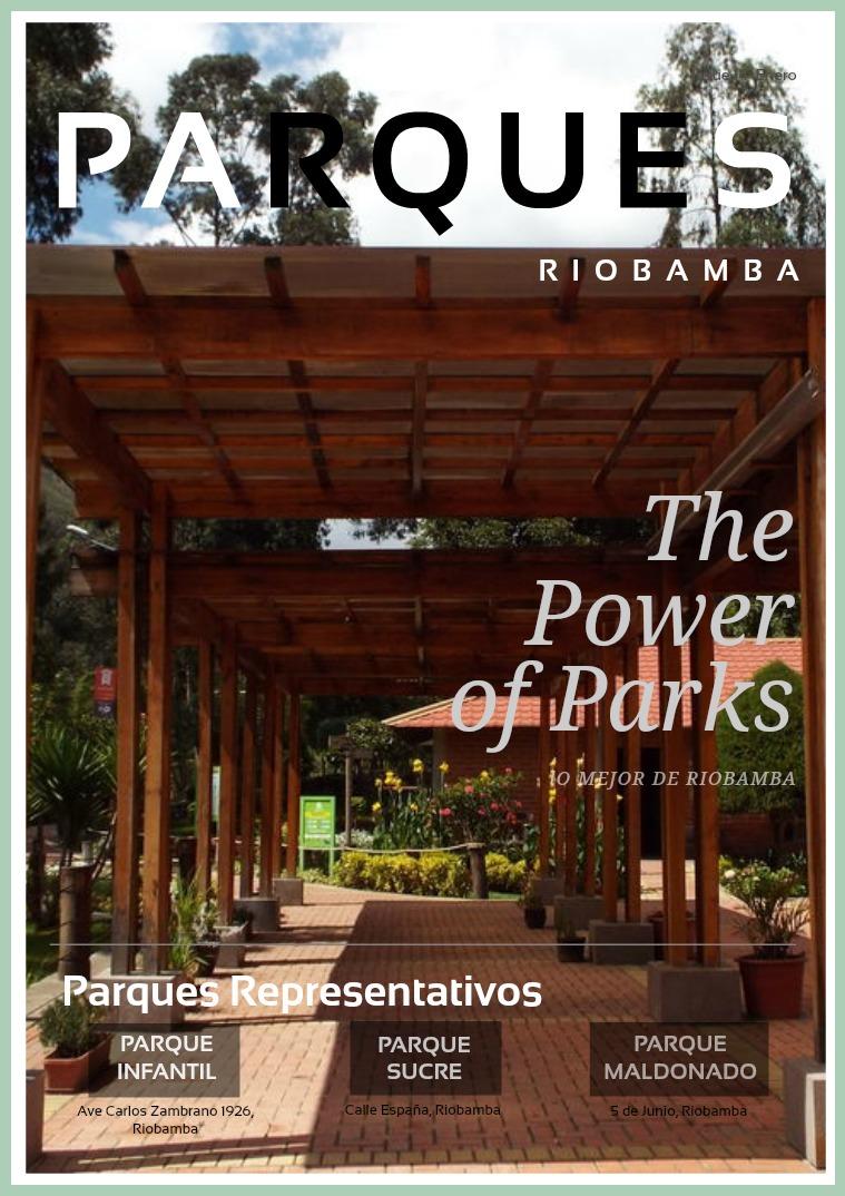Parques de Riobamba Vol 1