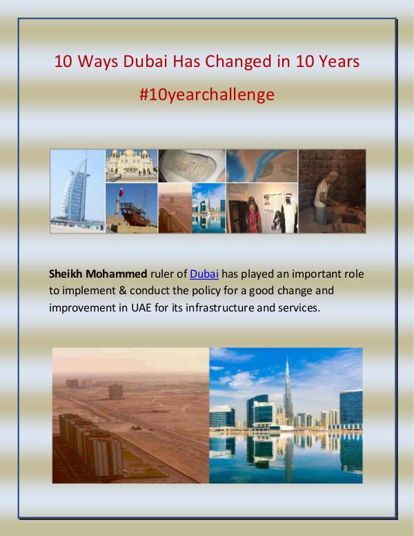 Ask Dubai Visa Dubai: The Ever-Growing Ultramodern City