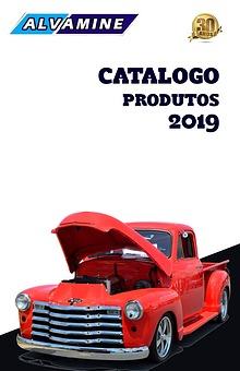 Catalogo de Produtos ALVAMINE