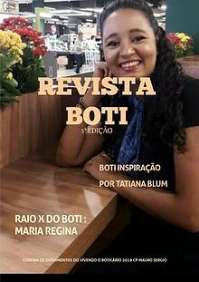 REVISTA BOTI 5° Edição