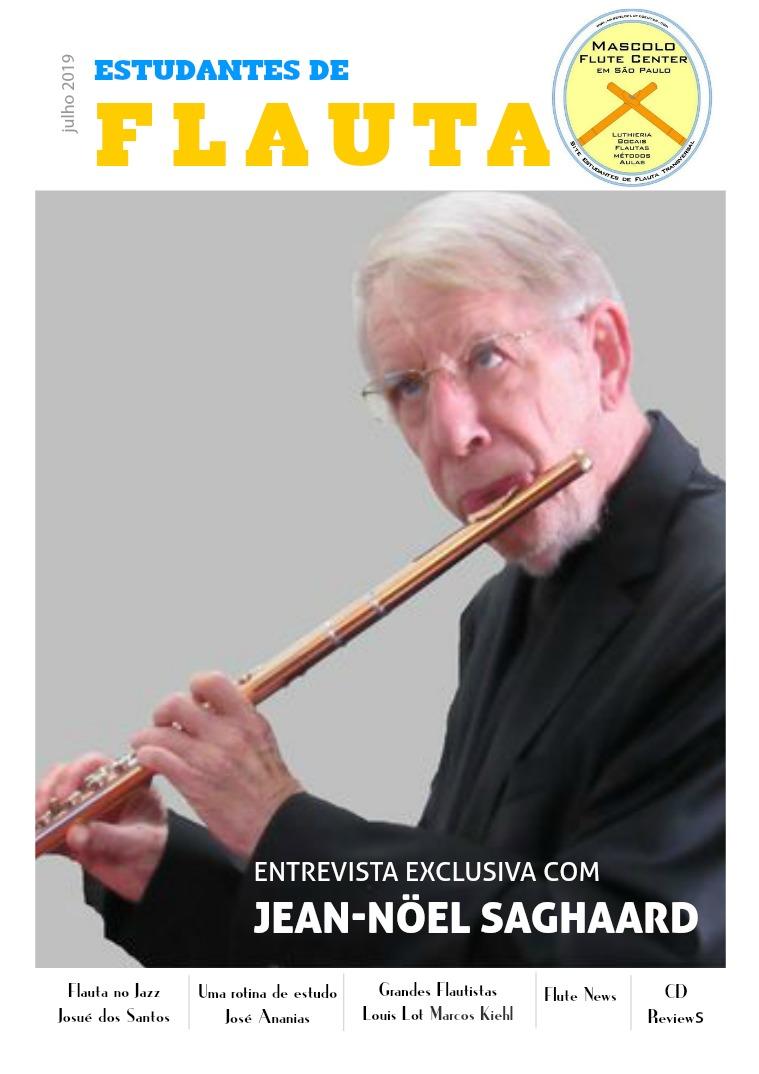 Revista Estudantes de Flauta Edição 1 Edição II