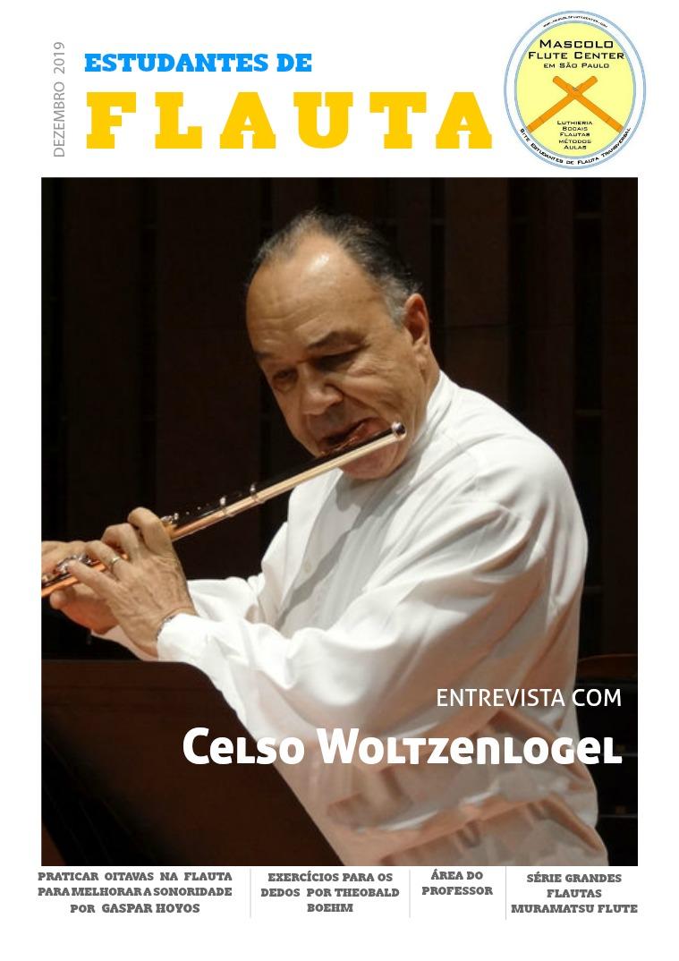 Revista Estudantes de Flauta Edição 1 Edição 4