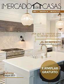 Revista Mercado de Casas- Edición Enero/Febrero 2019