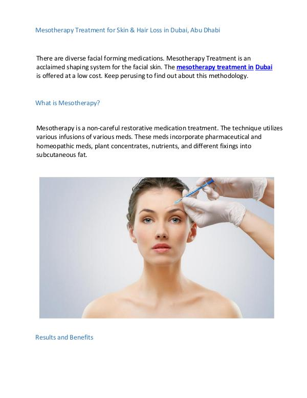 Laser Skin Care Treatments & Procedures Skin Whitening, mesotherapy for skin , Laser tatto