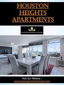Uptown Apartment Locator